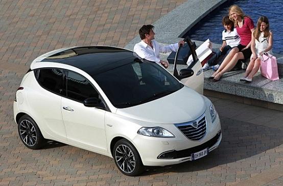 Lancia Ypsilon, boom di vendite in Italia per la piccola utilitaria