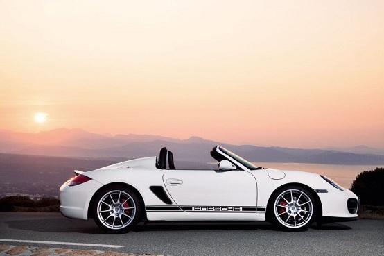 Porsche, la roadster entry-level arriverà nel 2014