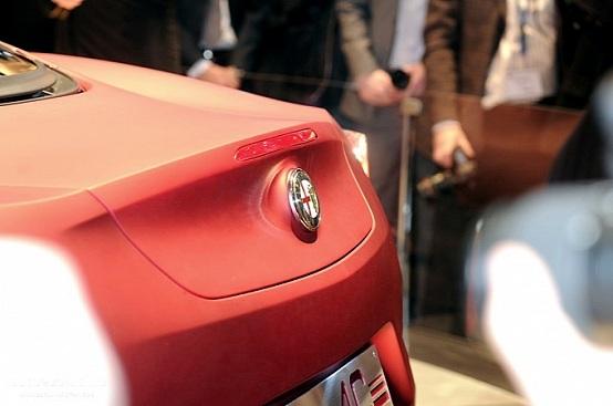 Alfa Romeo, negli Stati Uniti con cinque modelli dal 2013