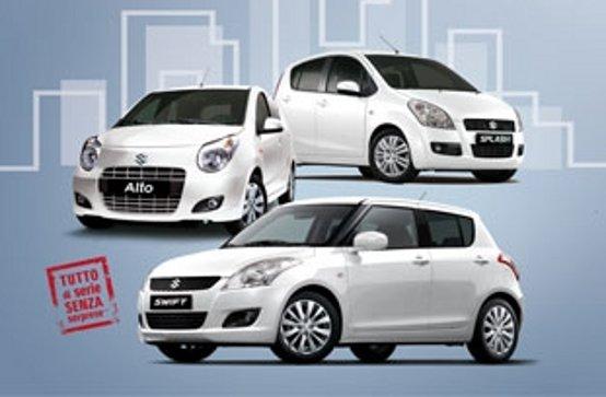 """Suzuki: Promozione """"City Generation"""""""