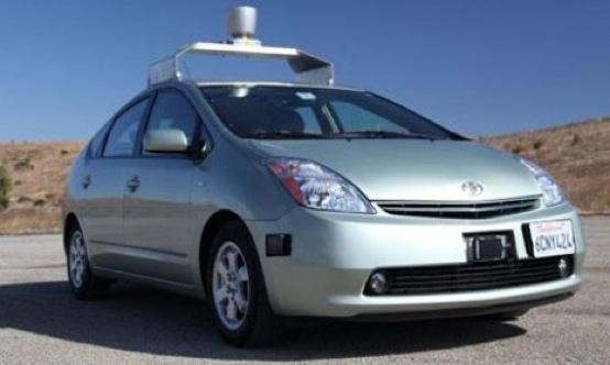 Auto con pilota automatico, in Nevada ora sono legali