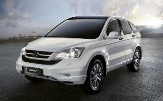 Nuovo Honda CR-V 4WD Limited Edition da € 24.300. Tasso agevolato e prima rata a gennaio 2012, solo a giugno.