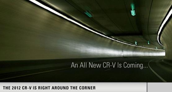 Honda CR-V, la casa annuncia un nuovo modello in arrivo sul sito americano
