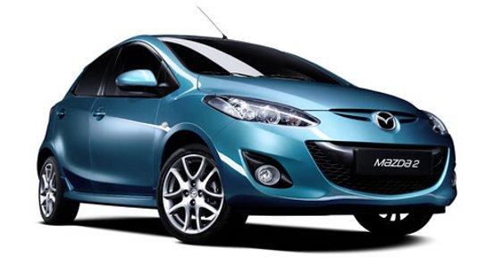 Mazda2 1.3 5 porte con Climatizzatore e Radio CD MP3 a 10.950 Euro. Solo a Giugno