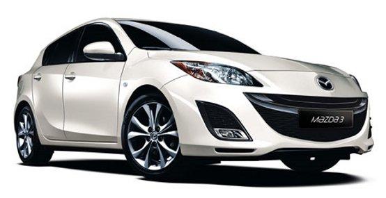 Nuova Mazda3 1.6 105 Cv Active con Active Pack in offerta a giugno