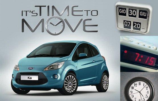 Ford: Le promozioni del mese di giugno 2011