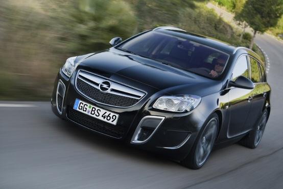 Opel, nel 2015 arriverà un crossover su base Insignia?