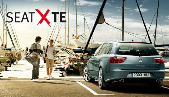 SEAT : Gamma EXEO TDI da 19.990 Euro fino al 30 giugno 2011