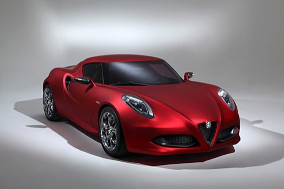 Goodwood Festival of Speed 2011, Alfa Romeo protagonista in Inghilterra