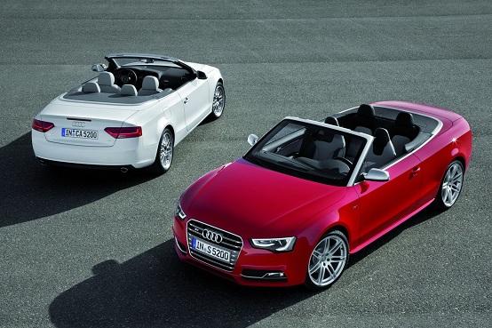 Video: Audi A5 Coupé restyling, Audi A5 Cabriolet restyling, Audi A5 Sportback restyling