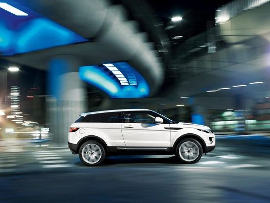 Land Rover sta considerando una possibile Range Rover Evoque Cabrio?