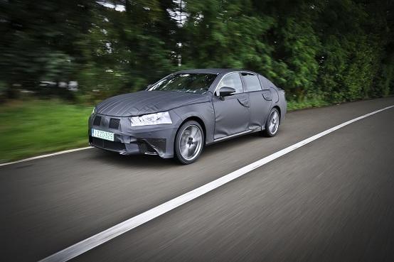 Lexus GS, anche un motore diesel per la nuova berlina?