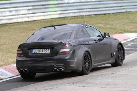 Mercedes Classe C, la versione AMG Black Series sportiva sarà presentata in luglio