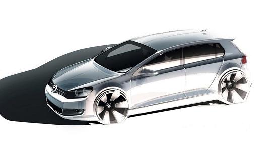 Volkswagen Golf 2012, nuovi dettagli sulla versione MK VII