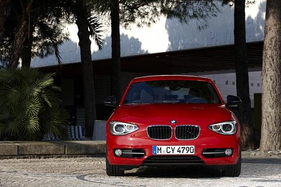 BMW Serie 1 Gran Turismo (GT): arriverà nel 2014