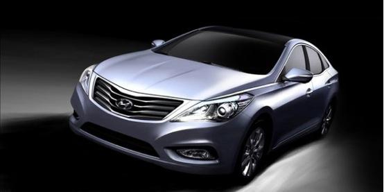 Hyundai Azera 2012, confermato il suo esordio al prossimo Salone di Los Angeles