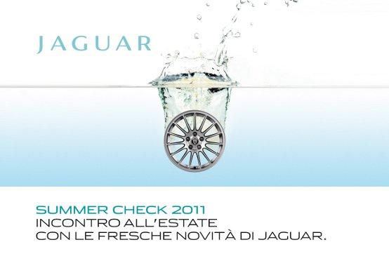 Il Programma Jaguar Summer Check 2011