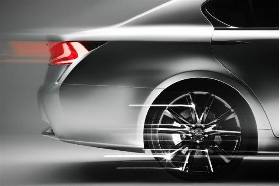 Lexus, la nuova GS sarà anche coupé?