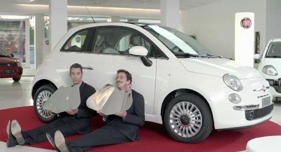 Voglia di Fiat 500? Luca e Paolo vi presentano l'offerta Summer Tris
