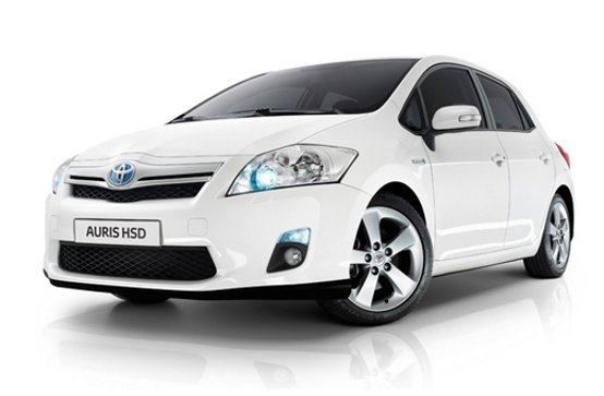 Toyota Auris gamma da 15.000 €. Fino al 31/07/2011