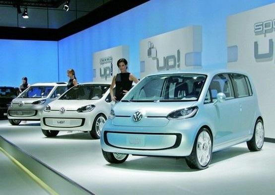 Gruppo Volkswagen: le tre utilitarie compatte (Volkswagen/Seat/Skoda) a Francoforte 2011?
