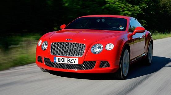 Bentley, in arrivo un motore diesel V12 ed una geometria ibrida?