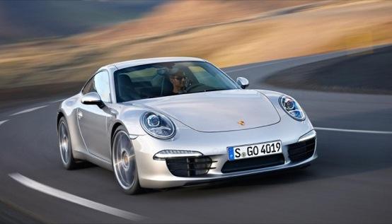 Porsche 911 - 2012