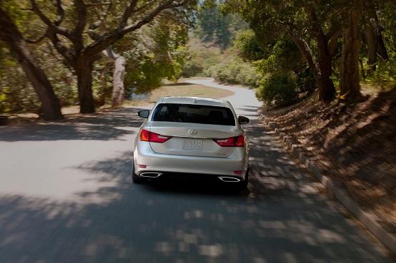 Lexus GS, video ufficiale della nuova berlina di segmento E