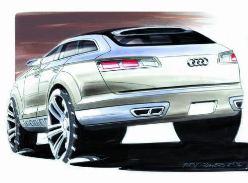 La nuova Audi Q7 nel 2014, la nuova Audi Q5 nel 2016