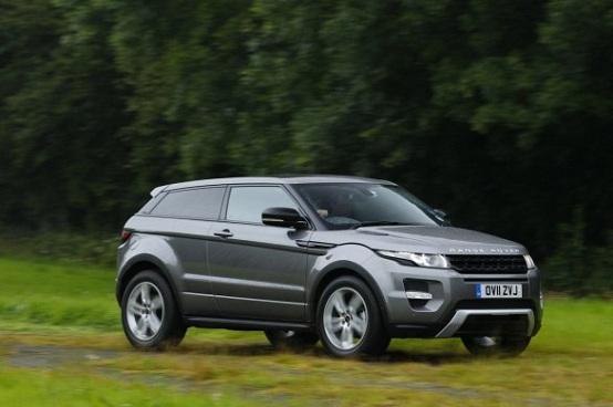 Land Rover, la nuova Range Rover avrà lo stesso stile di Evoque
