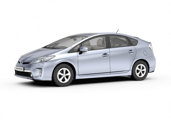 Toyota Prius Plug-in Hybrid, sarà presentata a Francoforte 2011
