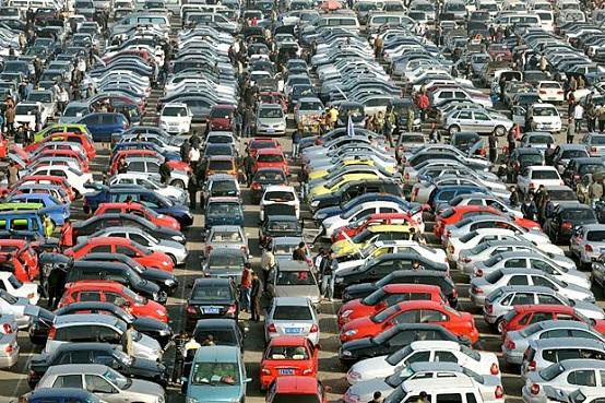 Mercato auto luglio 2011: vendute più auto usate che nuove