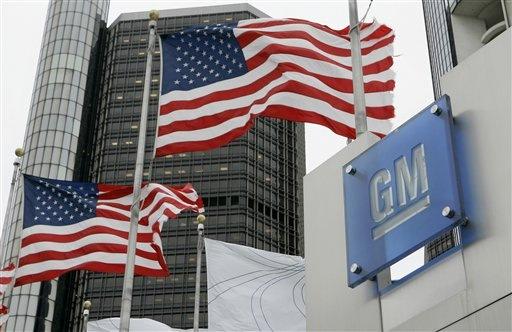General Motors eliminerà motori e piattaforme
