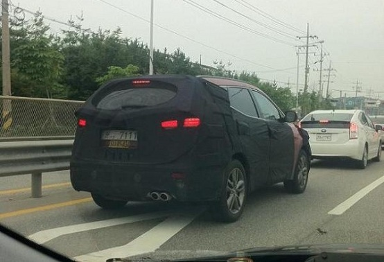 Hyundai ix45, al via i test del SUV sudcoreano