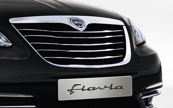 Lancia Flavia: la berlina sarà disponibile a partire dal 2013