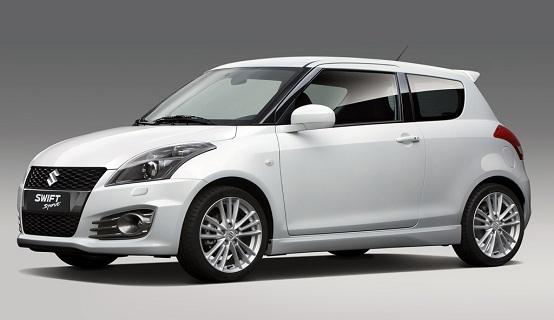 Suzuki Swift Sport, confermata la prima mondiale al Salone di Francoforte