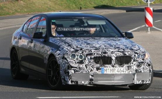 BMW M5, forse in primavera arriverà la versione diesel