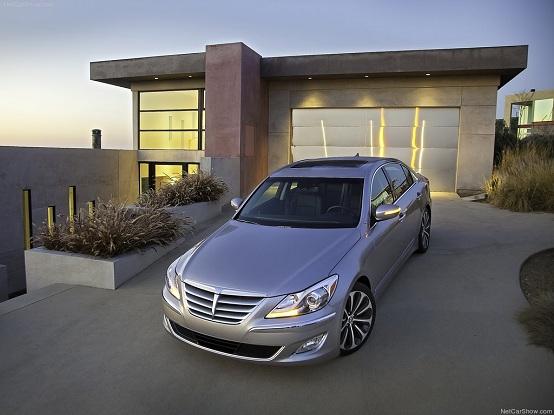 Hyundai, un cambio automatico a dieci marce in futuro?