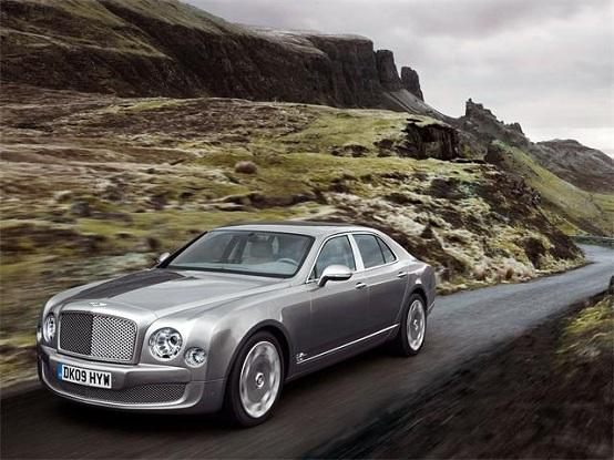 Bentley, nuovi modelli su base Mulsanne e Continental GT