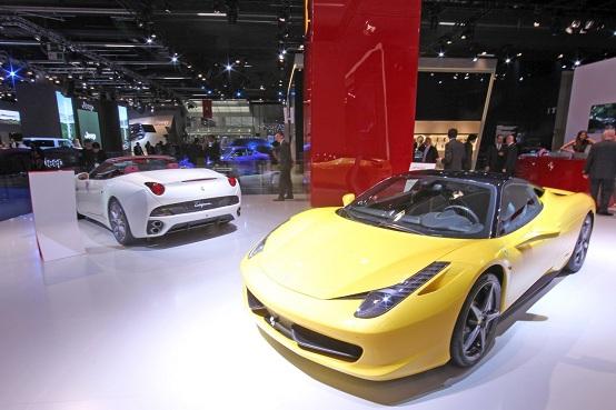 Ferrari: mai un SUV, una compatta o una coupé a quattro porte nella gamma