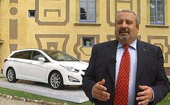 Hyundai i40: Intervista a Carlo Sabbatini