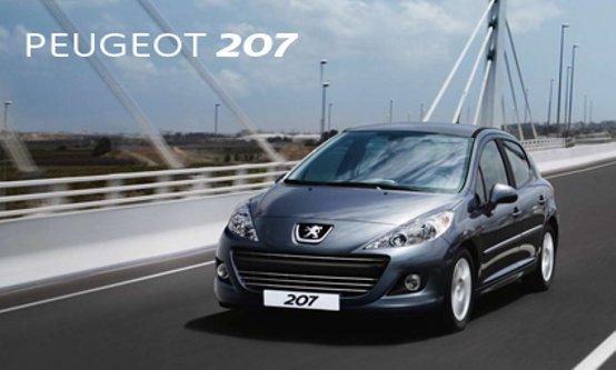 Peugeot 207 Energie in offerta a settembre