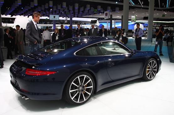 Porsche 911, la generazione 991 della sportiva tedesca sarà anche ibrida