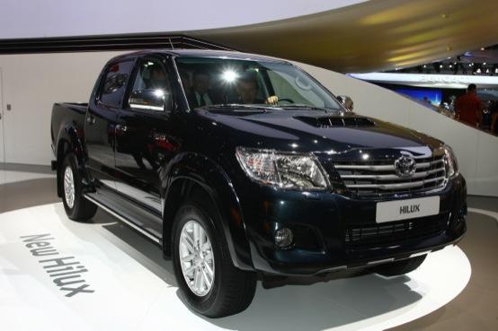 Toyota Hilux - Salone di Francoforte 2011