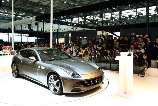 Ferrari, siglato l'accordo per la presenza all'Expo di Shanghai