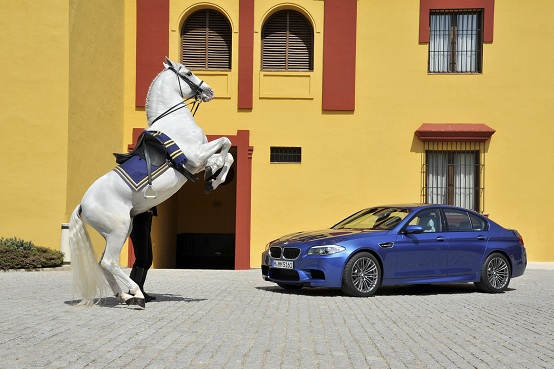 BMW Motorsport, sempre più probabile una M5 a trazione integrale