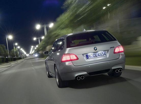 BMW M5, non sarà prodotta la versione Touring