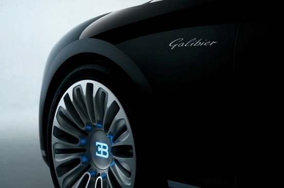 Bugatti 16C Galibier, la berlina di lusso rimandata al 2015?