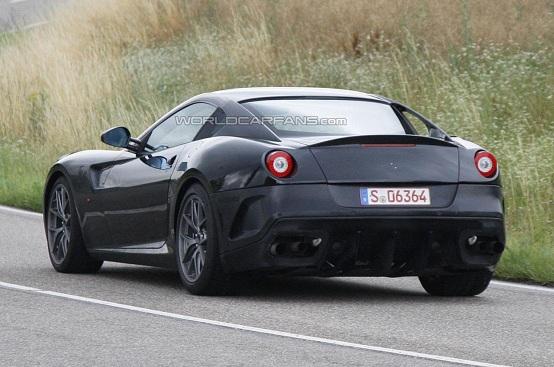 Ferrari, la nuova 599 sarà dotata di oltre 700 cavalli. Parola di Felisa