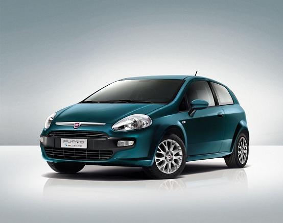 Fiat Punto Blue&Me